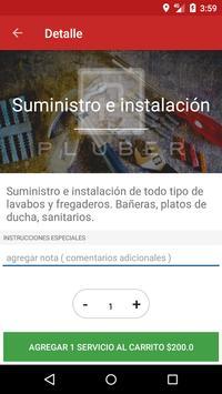 PLUBER_DEMO apk screenshot