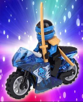 Ninjago Bigbike Games poster
