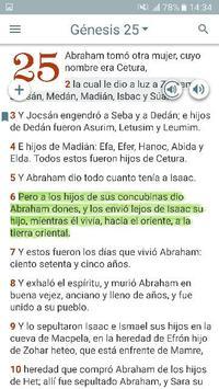 Concordancia Bíblica captura de pantalla 5