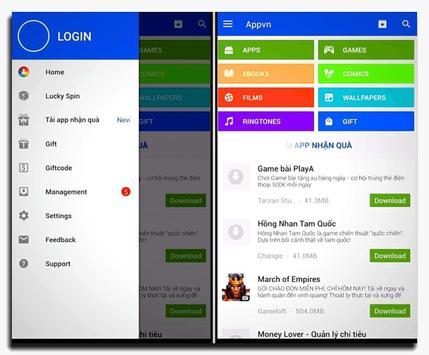APPVN Apk Store ✔ screenshot 1