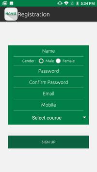 Manas Study Centre apk screenshot