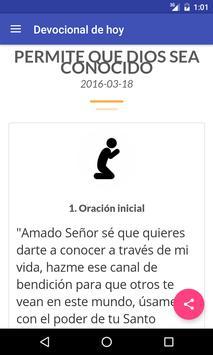Devocional Diario Cristiano 截圖 2
