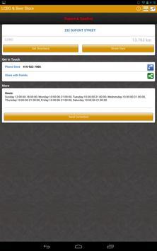 LCBO & Beer Store Finder apk screenshot