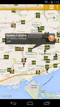 LCBO & Beer Store Finder poster