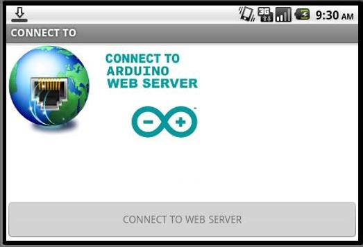 Connect arduino web server for Android - APK Download