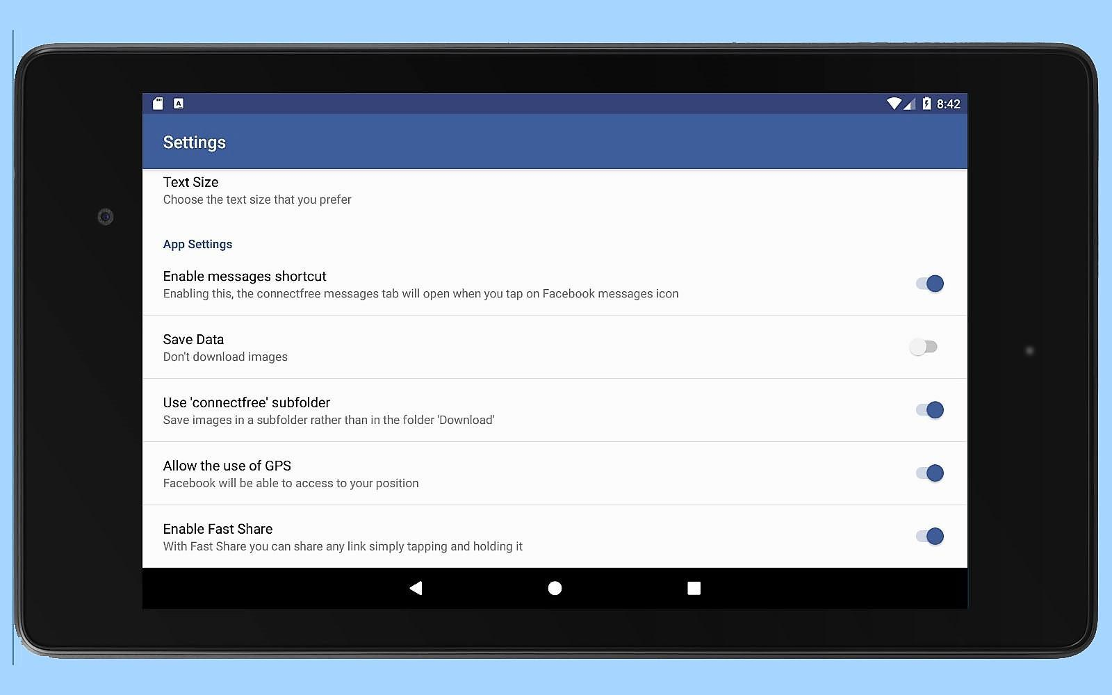 Connect for Facebook Lite for Android - APK Download
