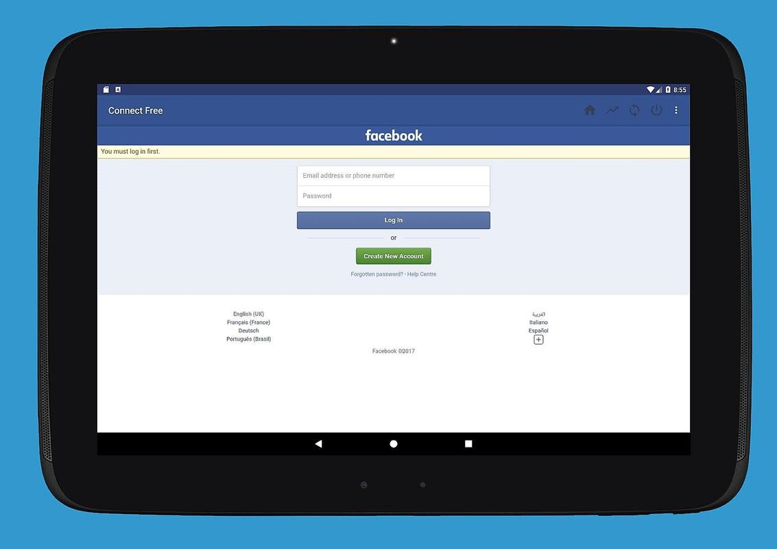 new version of facebook lite