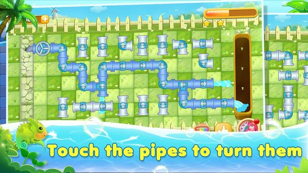 Plumber - Connect Pipes screenshot 1
