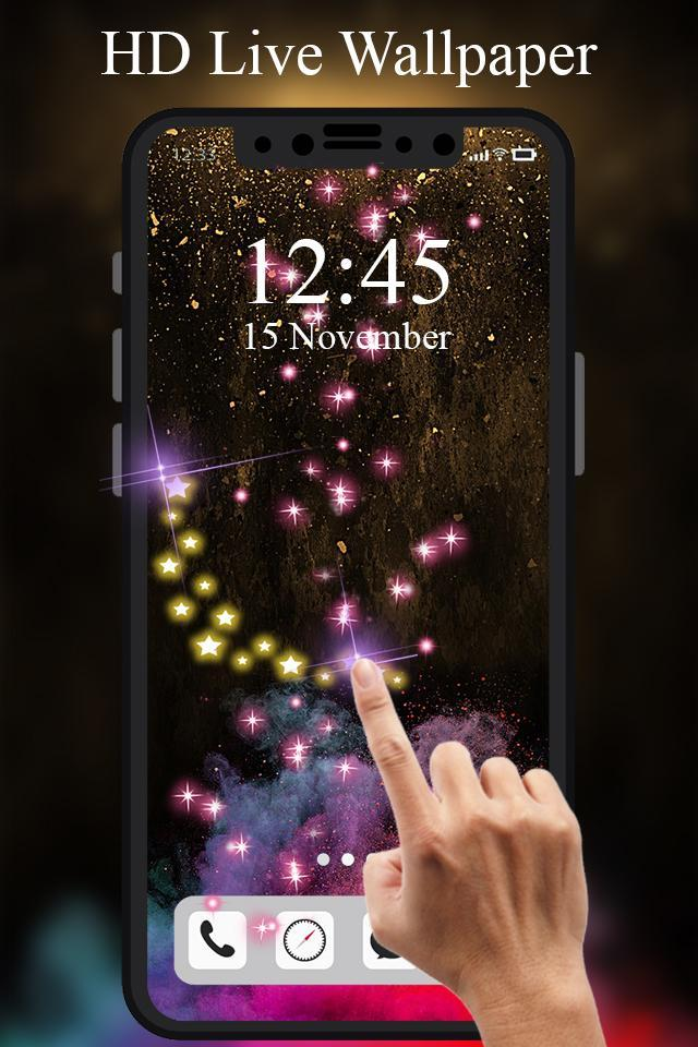 Live Wallpaper 2018 Animation Motion Effect For Android