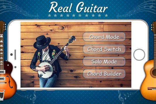 Real Guitar: Guitar Music Simulator for Android - APK Download