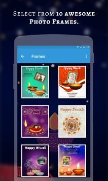 Diwali Photo Frames poster