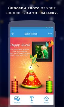 Diwali Photo Frames screenshot 1