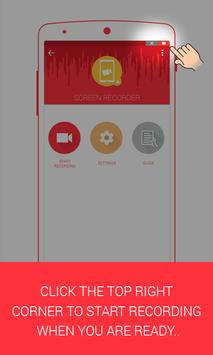 Screen Recorder - No Root apk screenshot