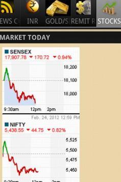 Connect India (INR,Gold& News) screenshot 5