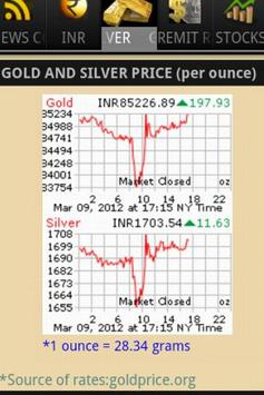 Connect India (INR,Gold& News) screenshot 3