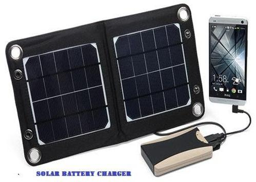 Solar Battery Chargers Prank poster
