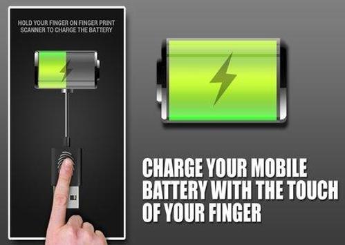 Solar Battery Chargers Prank apk screenshot