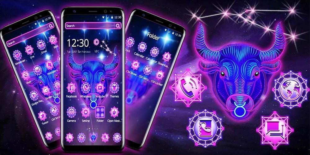 Taurus Horoscope Zodiac Sign Wallpaper For Android Apk