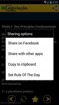 constituição federal apk screenshot