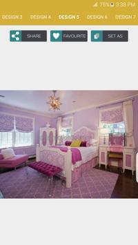 Princess cartoon Bedroom screenshot 4