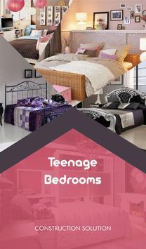 Princess cartoon Bedroom poster