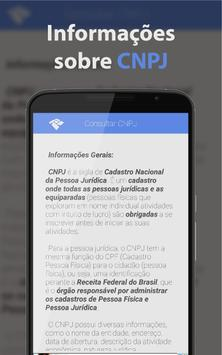 Consultar CNPJ (Completo) apk screenshot