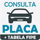 Consulta Placa Completo (+ FIPE) icon