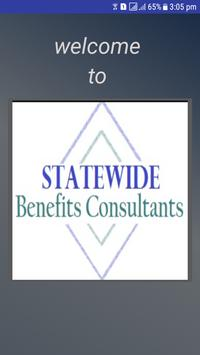 STATEWIDE BENEFITS poster