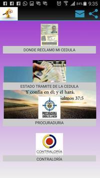 CONSULTAS CIUDADANAS poster