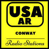 Conway Arkansas USA Radio Stations online icon
