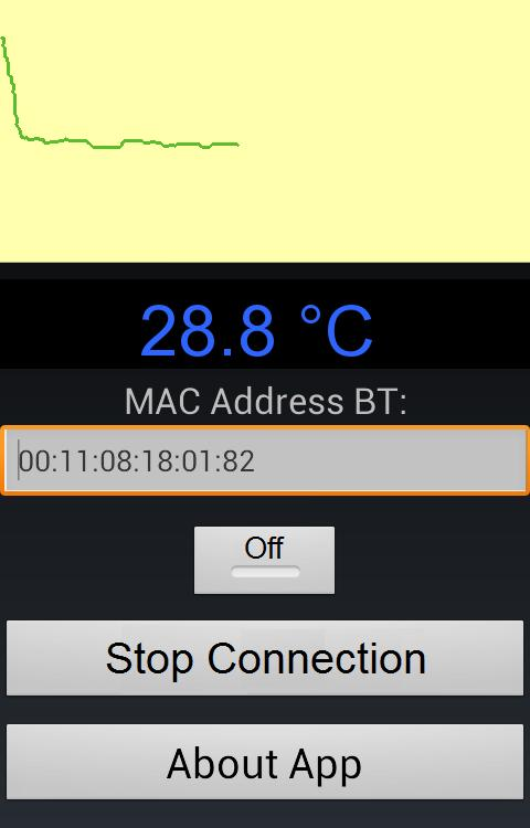 Arduino LM35 Temp Logger & LED for Android - APK Download