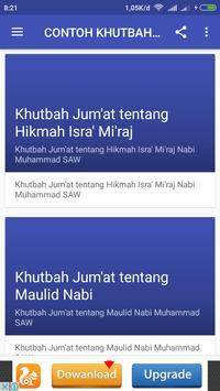 CONTOH KHUTBAH JUM'AT screenshot 1