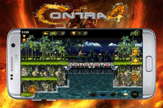 Contra IV Classic Mobile 截圖 1