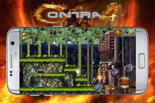 Contra IV Classic Mobile 截圖 3