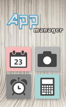 The default app manager poster
