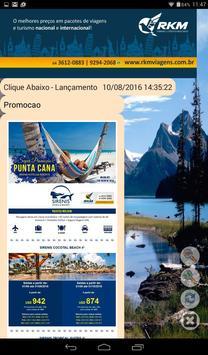 RKM Viagens e Turismo poster