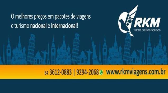 RKM Viagens e Turismo apk screenshot