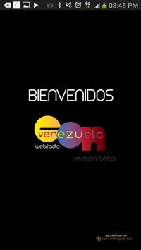 ConVenezuela Web Radio apk screenshot