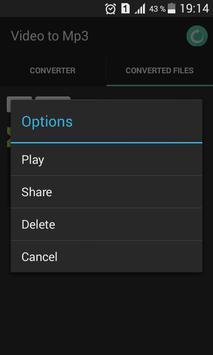 Free MP3 Music Download  Video Converter Mp3 screenshot 4