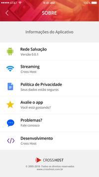 Rede Salvação screenshot 3