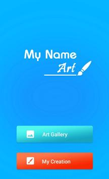 my name on pics apk screenshot