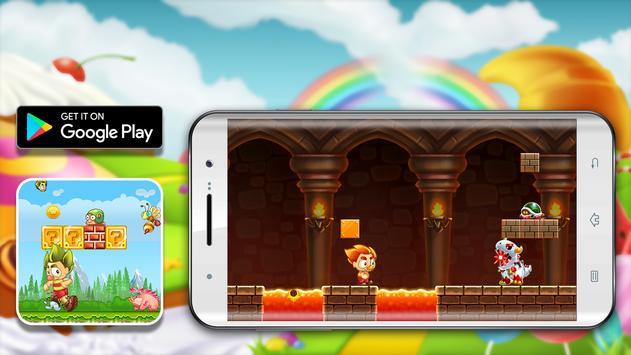 Jungle Adventures Super Jack apk screenshot