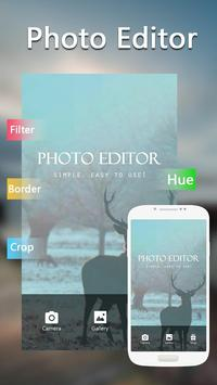 Photo Filter & Editor poster