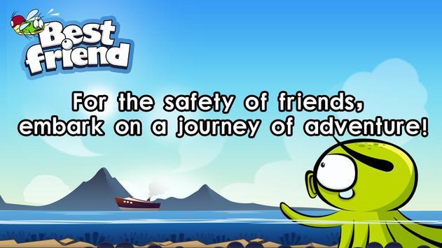 Best Friend - Save My Partner apk screenshot