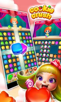 Cookie Crush match 3 screenshot 4