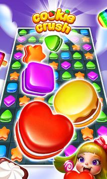 Cookie Crush match 3 screenshot 5