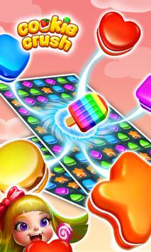 Cookie Crush match 3 screenshot 6