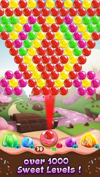 Cookie Pop Bubble Shooter poster
