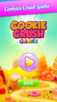Cookie 2019 - Match 3 Puzzle Games screenshot 15