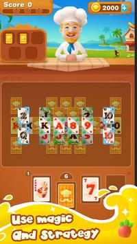 Cooking Solitaire screenshot 3